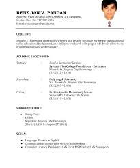 application resume format application resume format application resume template