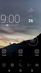 Android Home 10 Amazing Android Home Screen Designs That Will Inspire You 4