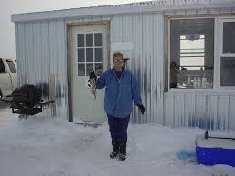 lake nipissing ice fishing huts and bungalows