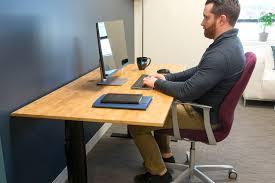 Standing Desk Nextdesk Terra Standing Desk Review Digital Trends