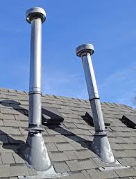 Types Of Roof Vents Pictures by How To Fix A Leaky Gas Flue Roof Vent Part 3