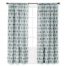Snowman Shower Curtain Target Threshold Blue Curtain Target