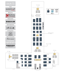floor plan u0026 exhibitor list make up artist show imats