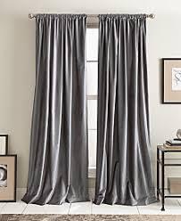 Velvet Curtain Club Bedroom Curtains Macy U0027s