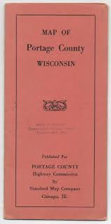 Wisconsin Map Usa 153 Best Portage County Wisconsin History Images On Pinterest