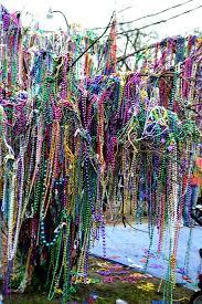 mardi gras trees mardi gras bead tree pinteres