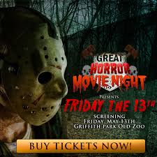friday the 13th at great horror campout movie nights