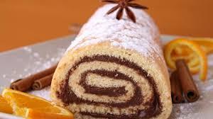 cuisine tunisienne gateau recette de pâtisserie gâteau roulé au chocolat de la cuisine