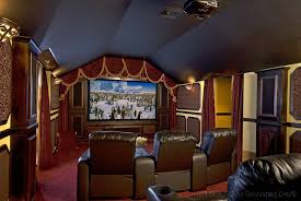 creating a home theater room tips for creating a media room big or small devine decorating