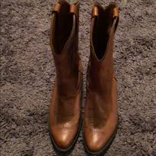 ariat s boots size 12 59 ariat other ariat s cowboys boots size 12 from all