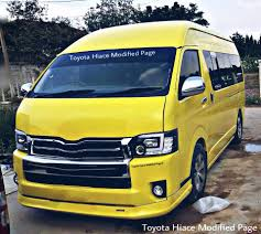 toyota hiace vip toyota hiace modified home facebook
