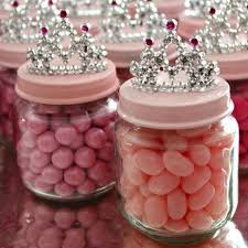 jar party favors diy baby food jar princess crown party favors crafty morning