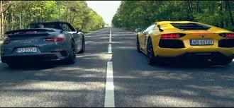 vs porsche 911 turbo top gear drag race 2017 porsche 911 turbo s cabriolet vs