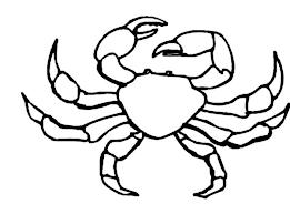 Sea King Crab Coloring Page Sea King Crab Coloring Page Crab Coloring Page