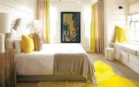 Modern Yellow Rug Bedroom Design Light Bedroom With Yellow Rug On Wooden Floor