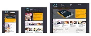 responsive design tutorial inspiration fluid responsive design web designer wall
