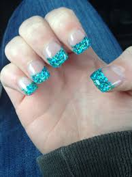 blue acrylic nails for prom prom pinterest blue acrylic