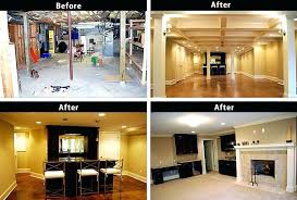 Small Basement Finishing Ideas Small Basement Remodel Before And After Basement Renos Before And