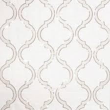 gold fabric fabricut shimmering lattice white gold fabric