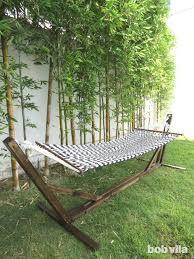 diy hammock stand tutorial bob vila