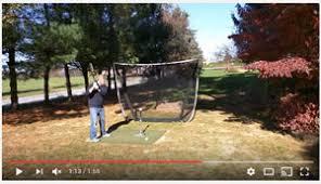 Golf Net For Backyard by Sports Blog Crocbox