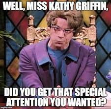 Kathy Meme - image tagged in church lady kathy griffin funny imgflip