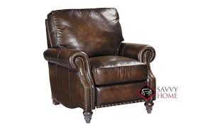 Reclining Leather Armchair Reclining Leather Chairs Tribeca Designer Style Vintage Rustic