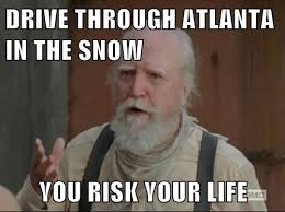 Atlanta Memes - how i feel living in metro atlanta right now meme teenagers