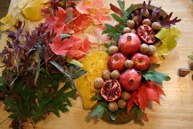 fall table arrangements create a centerpiece for fall or winter chica and jo