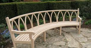 diy curved bench curved benches outdoor plans outdoor ideas