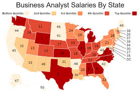 these are the 10 best states for business analysts zippia