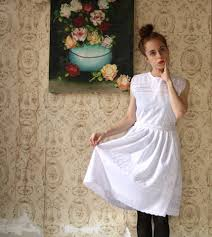 oh sullivan jessica sullivan oh sullivan all white country dress