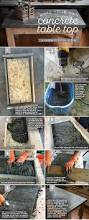 How To Make Homemade Concrete by Make A Concrete Table Top Lia Griffith