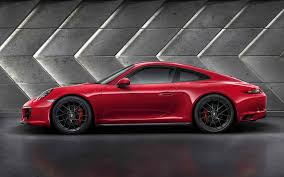 porsche side view 2018 porsche 911 gts side view new concept cars