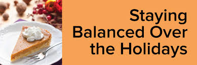 staying balanced over the holidays student health and counseling
