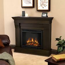real flame chateau electric fireplace espresso hayneedle