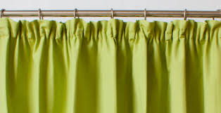 how to hang pencil pleat curtains with hooks a guide to styles of curtain headings
