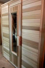 Backyard Sauna Plans by Saunakits Com Saunas Barrel Saunas Kit Saunas