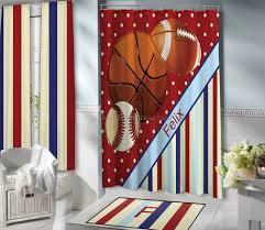 sports curtains for kids room best kids room furniture decor