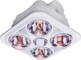 Heater Light Bathroom Hlf Heater Light Fan With Wall Switch Heat Light Fan