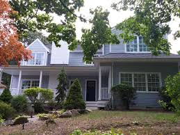 old greenwich ct exterior house painting project