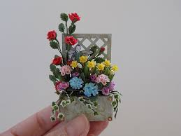 flew the coop miniature flower box