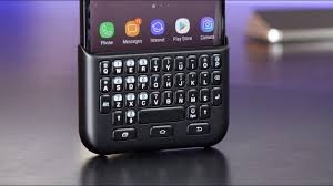 samsung galaxy s8 keyboard review youtube