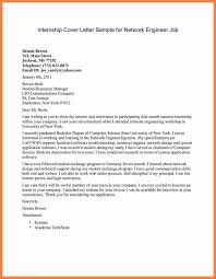 best sample cover letter for network engineer 81 with additional