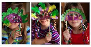 mardi gra mask mardi gras masks for kids to make happy hooligans