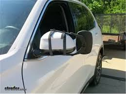 towing with bmw x5 cipa clip on towing mirror installation 2016 bmw x5