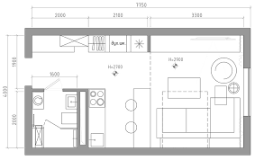 Floor Plan Apartment Design 6 Beautiful Home Designs Under 30 Square Meters With Floor Plans
