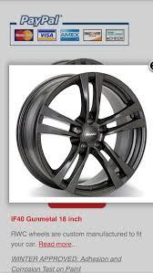 brand new winter alloy wheels for 2016 infiniti q50 q50 sport