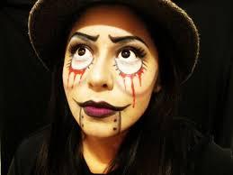 Evil Doll Halloween Costume 64 Halloween Makeup Sfx Beauty Priscilla Images