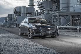 compare cadillac cts and xts 2016 cadillac cts v sport premium test review